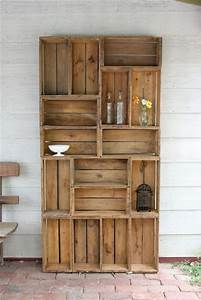 29, Ways, To, Be, Sustainable, By, Decorating, With, Wooden, Crates