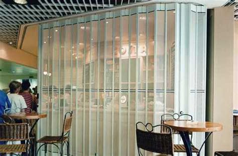 aluminum folding curtain xpanda security gates