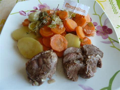 cuisiner la joue de porc marmiton joues de porc mijotées aux légumes recette de joues de