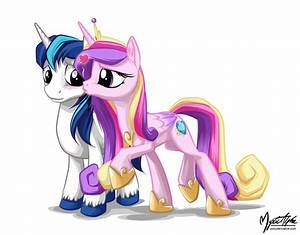 Shining Armor And Princess Cadence Have A Baby   www ...