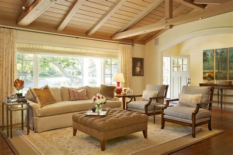 lafayette traditional ranch house traditional living room san francisco  laura martin
