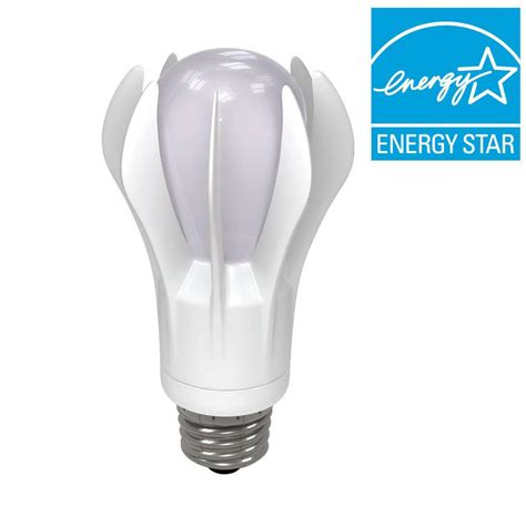ge  equivalent soft white   omni directional dimmable led light bulb