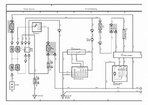 Toyota Tacoma Headlight Wiring Diagram