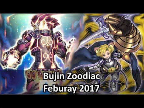 Bujin Deck July 2017 by So Bad It S Bujin Zoodiac Deck Profile Febuary 2017