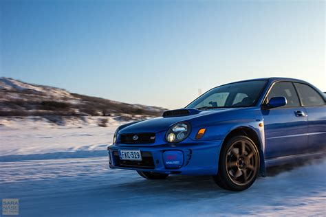 Drifting On Icy Roads From Norway To Lapland