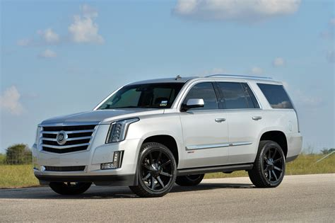 2015  2016 Cadillac Escalade Hpe800 Supercharged Upgrade
