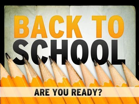 Are You Ready For Back To School? Pictures, Photos, and ...