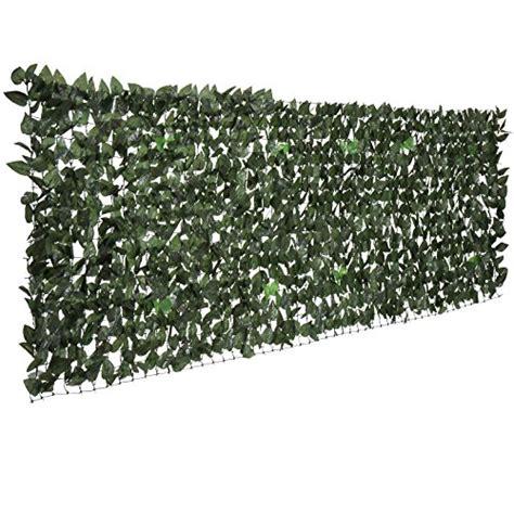 siepe per terrazzo jago siepe edera artificiale sintetica finta frangivista