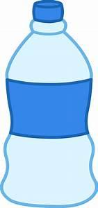 Bottled Water Clipart Design - Free Clip Art