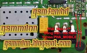 Nokia 1202 Mic Ways Solution Mic Jumper Solution