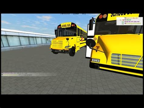 rigs  rods gnx school bus  fs    driving