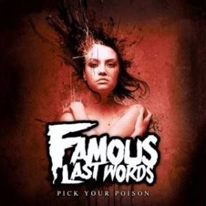 Famous Last Words Band Quotes Quotesgram