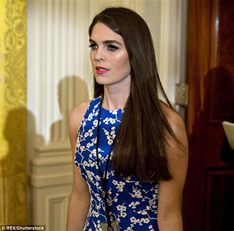 Hope Hicks White