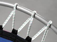 Abnehmen Mit Trampolin : minitrampolin rebounder f r fitness und abnehmen trimilin trampolin ~ Buech-reservation.com Haus und Dekorationen