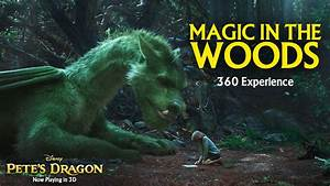 Disney's Dragon's Tale In 360 Degrees Video Trailer ...