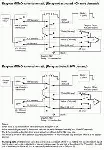 Drayton Thermostat Wiring Diagram