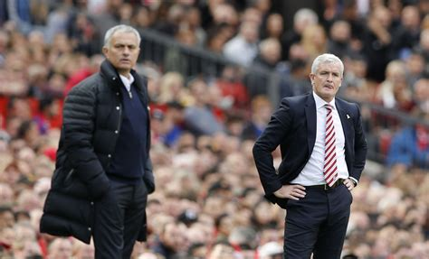 Stoke City versus Manchester United predicted line-ups ...