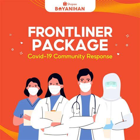Shopee Bayanihan: Frontliner Package