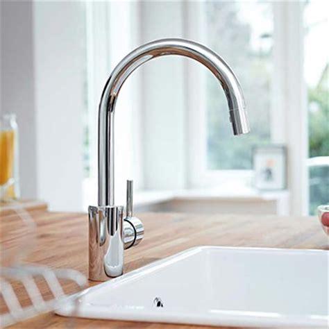 robinet de cuisine grohe robinet de cuisine mitigeur grohe concetto espace aubade