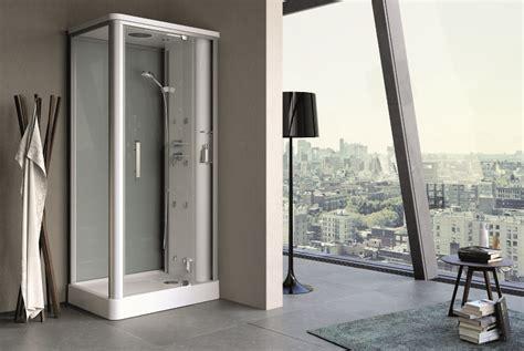 Danelon Meroni huge bathroom with urban views   Interior