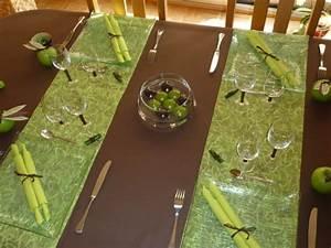 Centre De Table Chocolat : decoration de table chocolat anis ~ Zukunftsfamilie.com Idées de Décoration