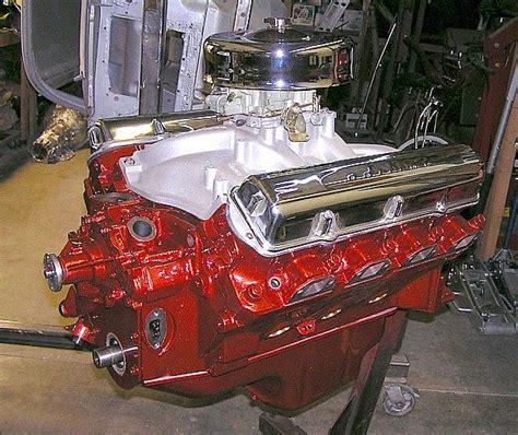 custom engine paint the h a m b