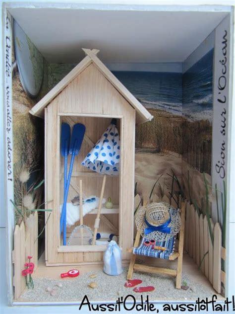 cabine de plage deco vitrine boutique deco  deco plage