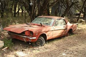 Find used 1965 Ford Mustang for restoration in Whitney, Texas, United States