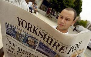 Johnston Press in the red after £200m write-down - Telegraph