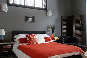 Coolest red and black bedroom design for Black and red bedroom ideas