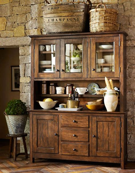Kitchen Winsome Diy Rustic Hutch Hutches Built In On