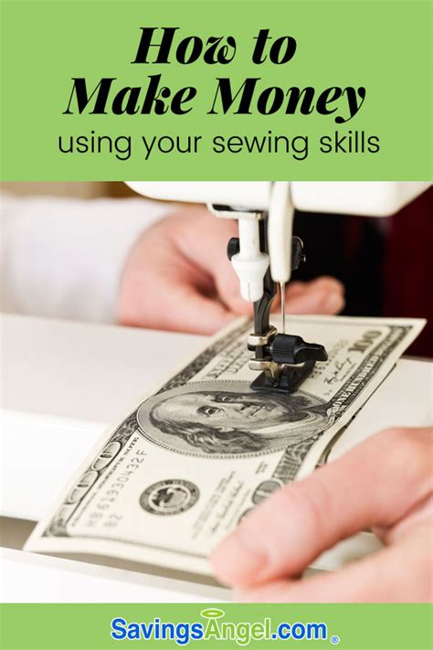 sew  fun  profit    money