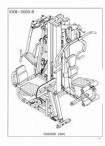 Download Body Solid Home Gym 1004 Manual And User Guides