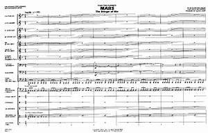 Mars by Gustav Holst/arr. Bocook  J.W. Pepper Sheet Music