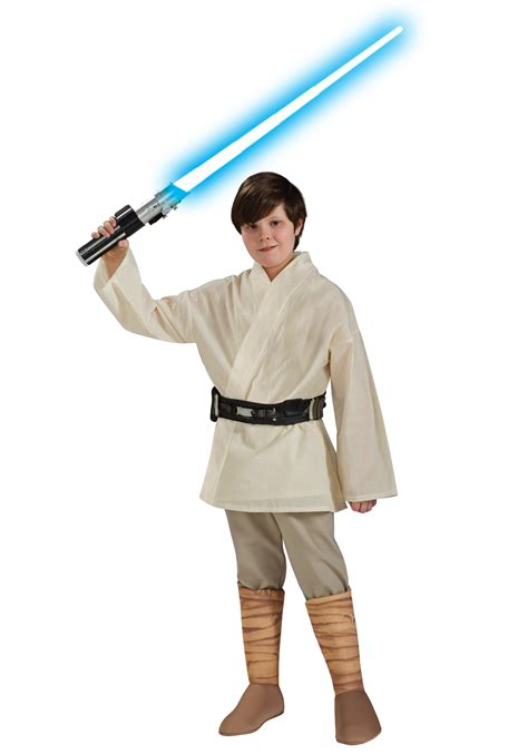 luke skywalker kostüm deluxe child luke skywalker costume