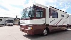 Nice Big Clean 38 U0026 39  2000 Monaco Diplomat 38d Roadmaster 2-slides 53k Miles