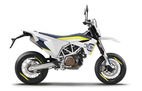 2017 Husqvarna 701 Supermoto Updated With New Motor