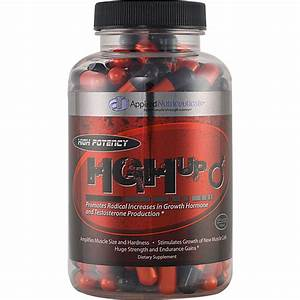 Applied Nutriceuticals Hghup 150 Ct