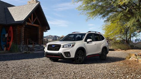 subaru forester sport  wallpaper hd car