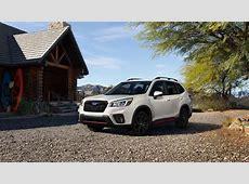 2019 Subaru Forester Sport 4K Wallpaper HD Car