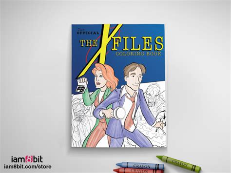 paranormal coloring  official  files coloring book