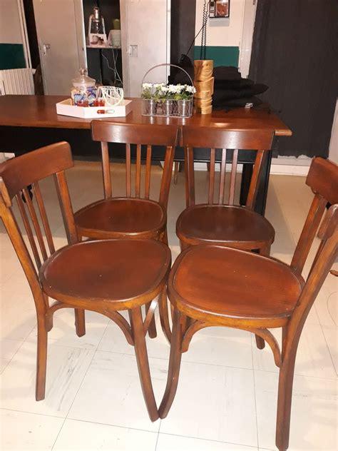 chaise bistro a vendre achetez chaises bistro lot occasion annonce vente 224 aurillac 15 wb158278256