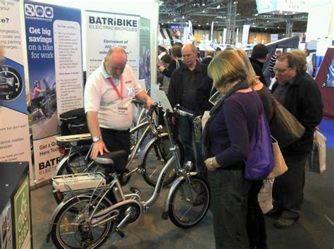 Boat Show 2017 Nec by Batribike Electric Bicycles Boat And Caravan Show At The Nec