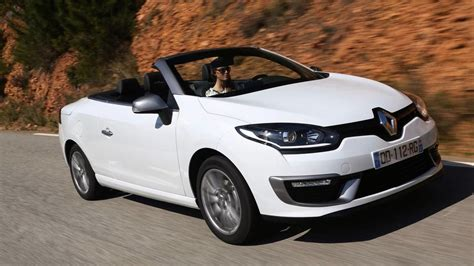 Renault Convertible by 2015 Renault Megane Coupe Cabriolet Facelifted Model On