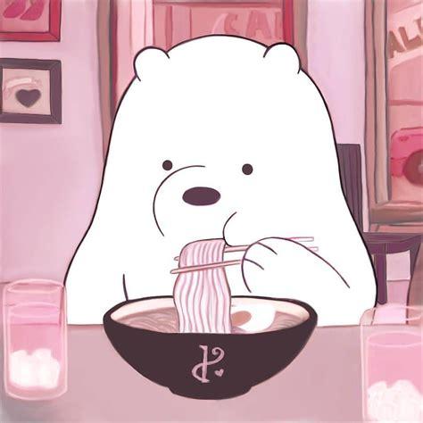 bare bears instagram tag   loves noodles