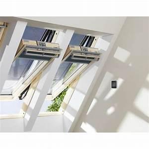 Dachfenster 3 Fach Verglasung : velux integra solarfenster ggl uk04 134x98 titanzink 3 ~ Michelbontemps.com Haus und Dekorationen