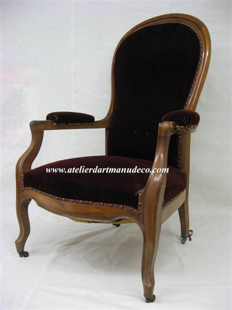 tapissier siege réfection de sièges tapissier d 39 ameublement siège louis