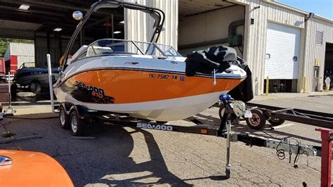 Sea Doo Boat Dealers Michigan by Sea Doo Sport Boats Boats For Sale In Michigan