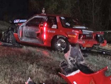 street outlaws big chief accident