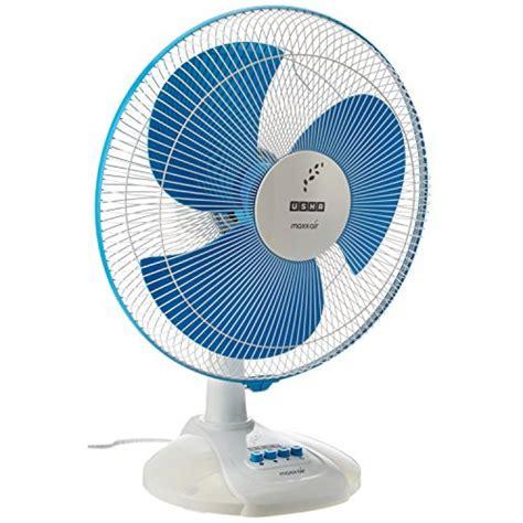 amazon kitchen furniture usha maxx air 400mm table fan blue